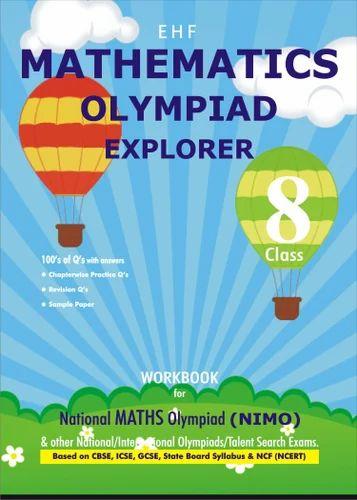 Mathematics Olympiad Explorer Class 8 Books