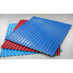 Galvanized Iron Corrugated Sheet
