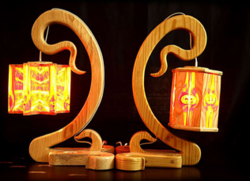 Wooden Home Decorative Light