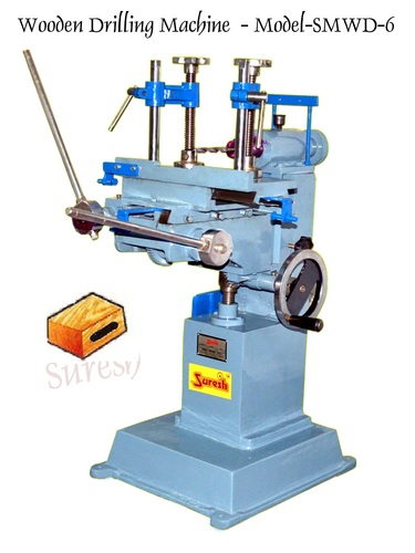 Wooden Drilling Machine