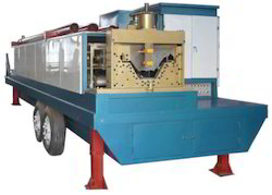 K Span Trussless Roofing Machine