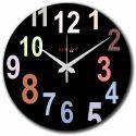 Glass Wall Clocks