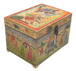 Bone Painting Box