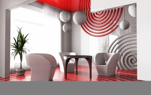 Nice Interior Work For Office.. Kovai Innovative Interiors