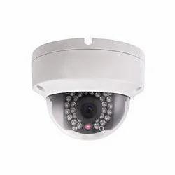 Outdoor Network Mini Dome Camera