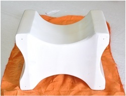 Six Position Plastic Headrest