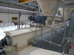 Refined Iodized Free Flowing Salt Plant