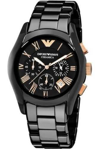 Emporio Armani Ar1411 Chronograph Womens Wrist Watch - Waho World ... 952b652f8