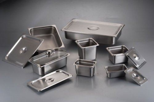 Commercial Kitchen Spares Gn Pan With Lid Manufacturer