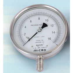 Precision Test Pressure Gauge