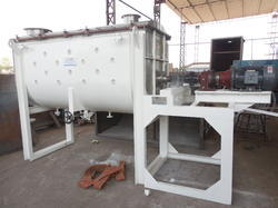 Jacketed Heavy Duty Ribbon Blender