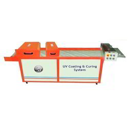 Flat Bed UV Curing Machine