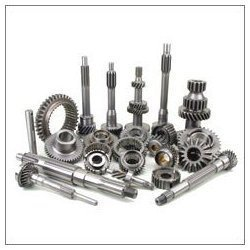 Industrial Gears & Shafts