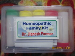 Homeopathic Kit