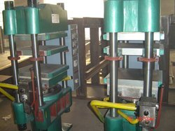 Rubber Curing Press