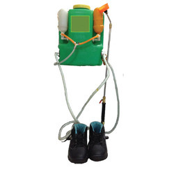 Foot Operated Knapsack Sprayer