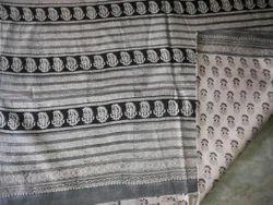 Cotton Saree Hand Block Print