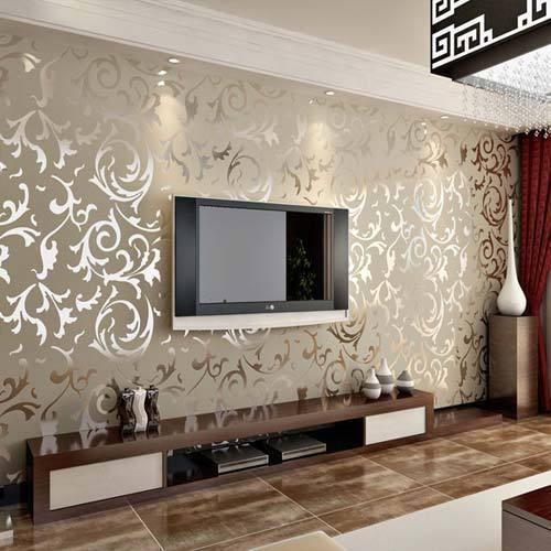 wallpaper for office walls. Classic Interior Wallpaper For Office Walls L