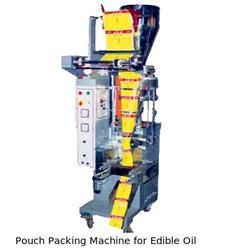 Pouch Packing Machine for Edible Oil