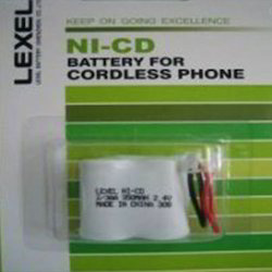 Cordless Phone (G-106) Battery