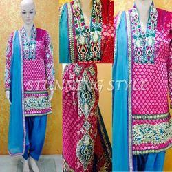 Punjabi Suits in Ludhiana punjabi ladies suit Dealers Suppliers