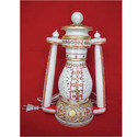 White Marble Decorative Lantern