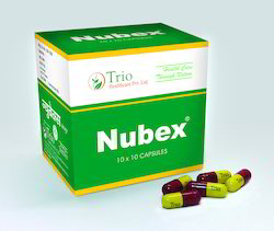 Insomnia Herbal Treatment - Nubex  Capsules