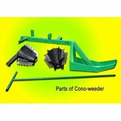 Cono Weeder Parts