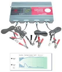 Automatic Battery Charger 5 Amp 4 Station