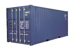 Steel Dry Cargo Container