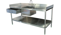 Hospital Lab Sink Table