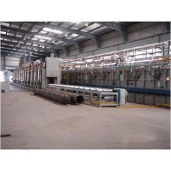 Muffle Hearth Bright Annealing Furnace