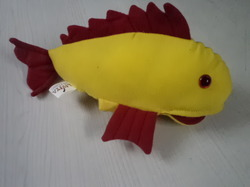 Fish Puppet- Toy