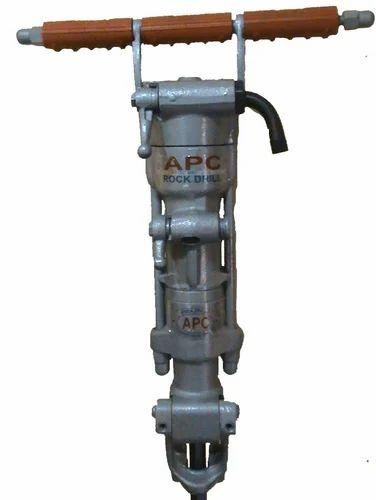 And Chicago Pneumatic Apc Rock Drills Jack Hammer Apc605