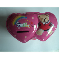 Heart Coin Box