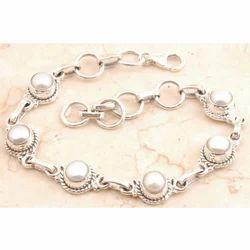 Genuine Pearl Bracelet