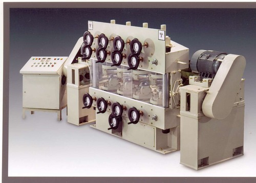 Tube Straightening Machines 6 Rolls, 10 Rolls & 14 Rolls
