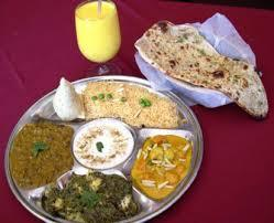North Indian And South Indian Dishes