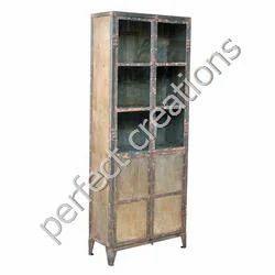 Vintage Industrial Almirah