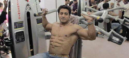 Bodybuilding-Club Datierende Skelettschlüssel