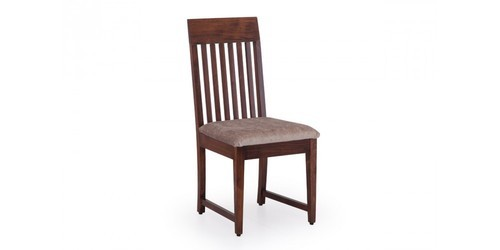 Cushion Base Wooden Dining Chair