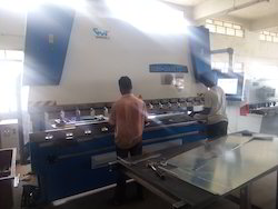 CNC Bending And Cutting Fabrication Work