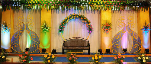 Wedding stage decoration services in aundh pune dinesh mandap wedding stage decoration services junglespirit Choice Image