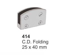 C.D. Folding Glass Brackets