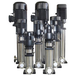 Vertical Inline Multistage Centrifugal Pump