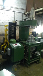 Flanging Curling Beading Machine