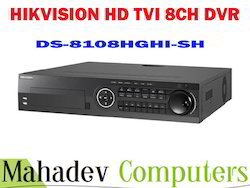 HIKVISION TURBO HD 8CH DVR DS-8108HGHI-SH