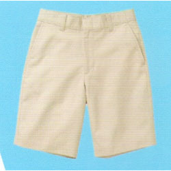 Cotton Plain Boys Shorts
