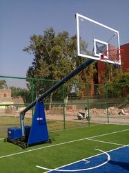 Basketball Post - Movable