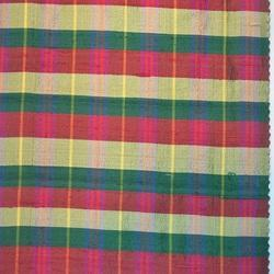 Silk Dupioni Stripe Fabric